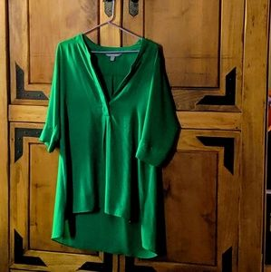 Valerie Stevens loose fitting blouse